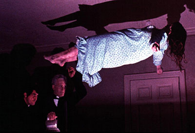 Do you remember 'The Exorcist' phenomenon in 1973?