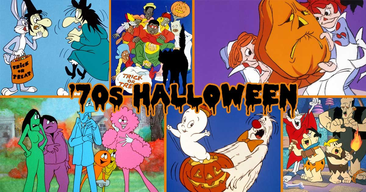 10 kooky and spooky animated halloween specials from the 1970s