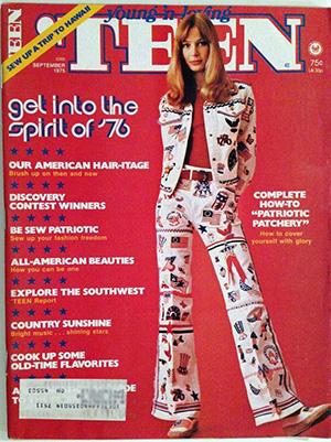 Teen magazine contest