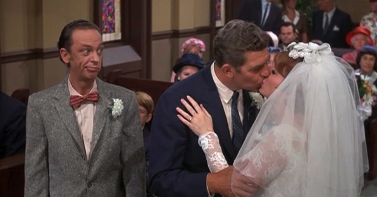 Andy Griffith Show The Wedding Unique Wedding Ideas
