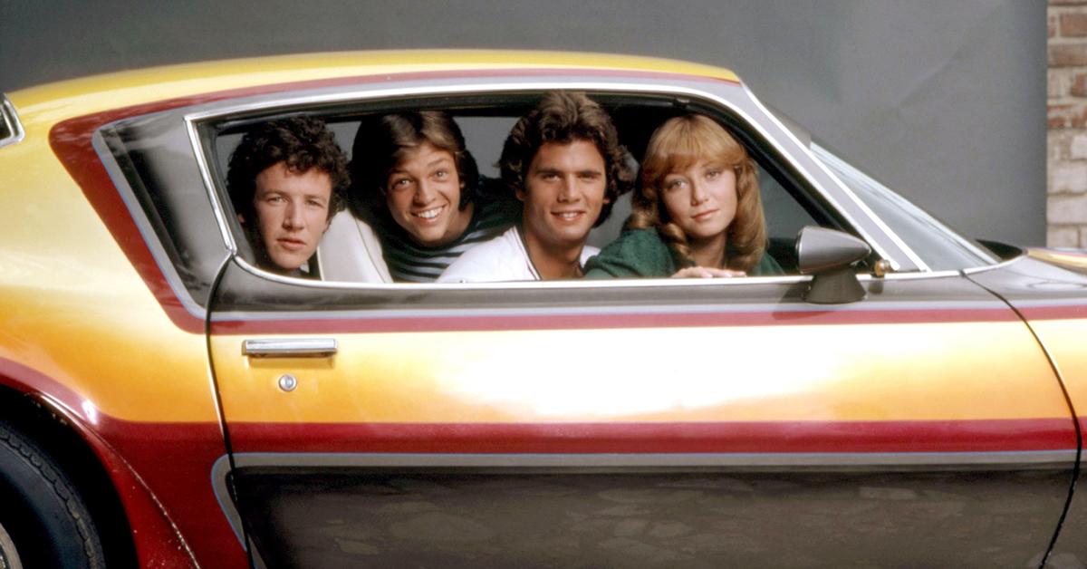 S TV Obscurities California Fever - Bait car tv show
