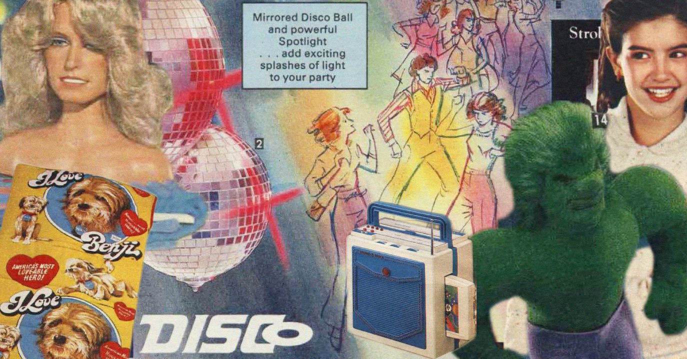 The most totally Nineties things we found in the 1991 Sears
