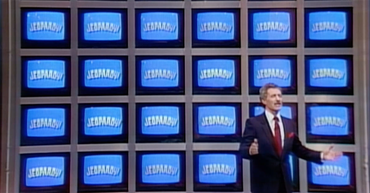 10 fascinating facts about 'Jeopardy!'