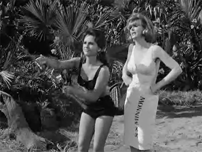 Ginger from gilligans island naked