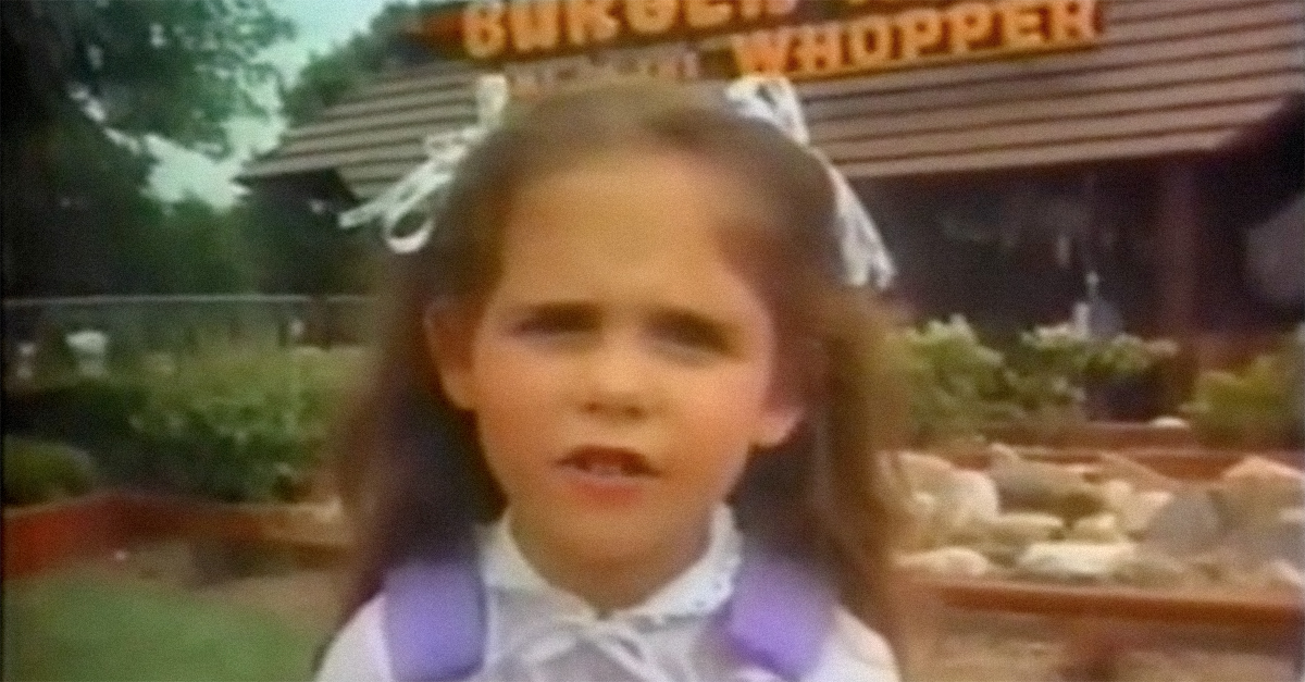 Can you identify these celebrities in vintage commercials before