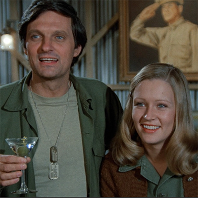 Ever wonder who all those nurses were running in the M*A*S ...