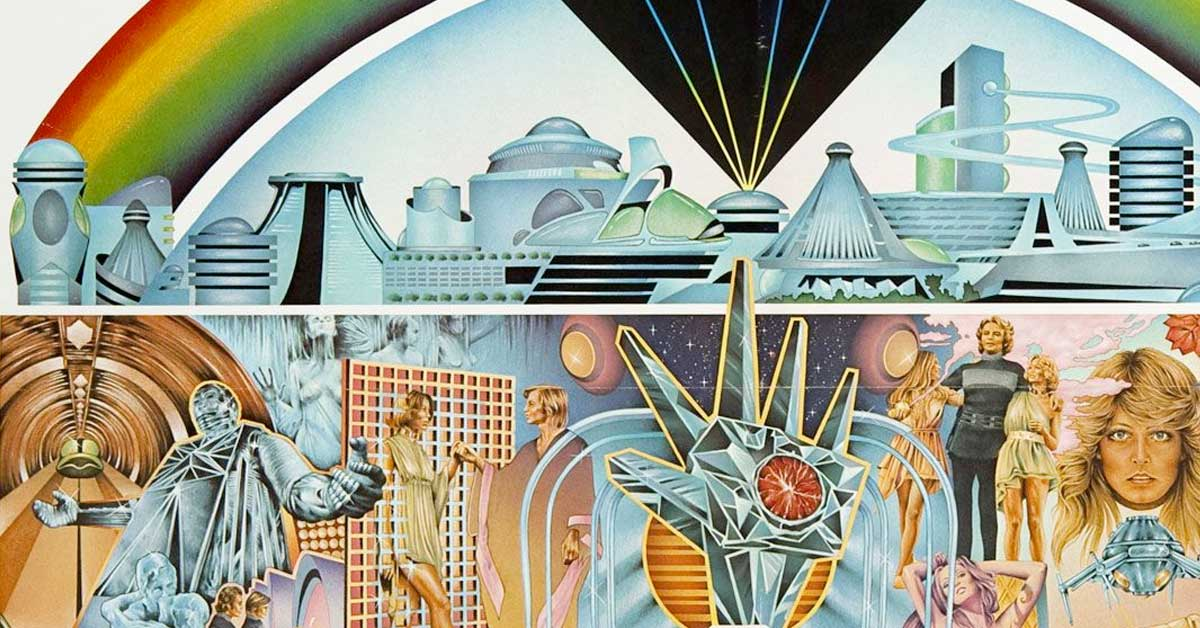 Are these eye-catching details from Seventies albums or