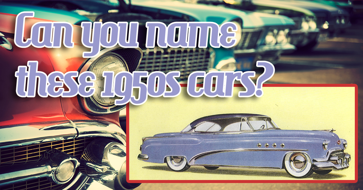 Only People Obsessed With 1950s Cars Can Get 8 10 On This Quiz