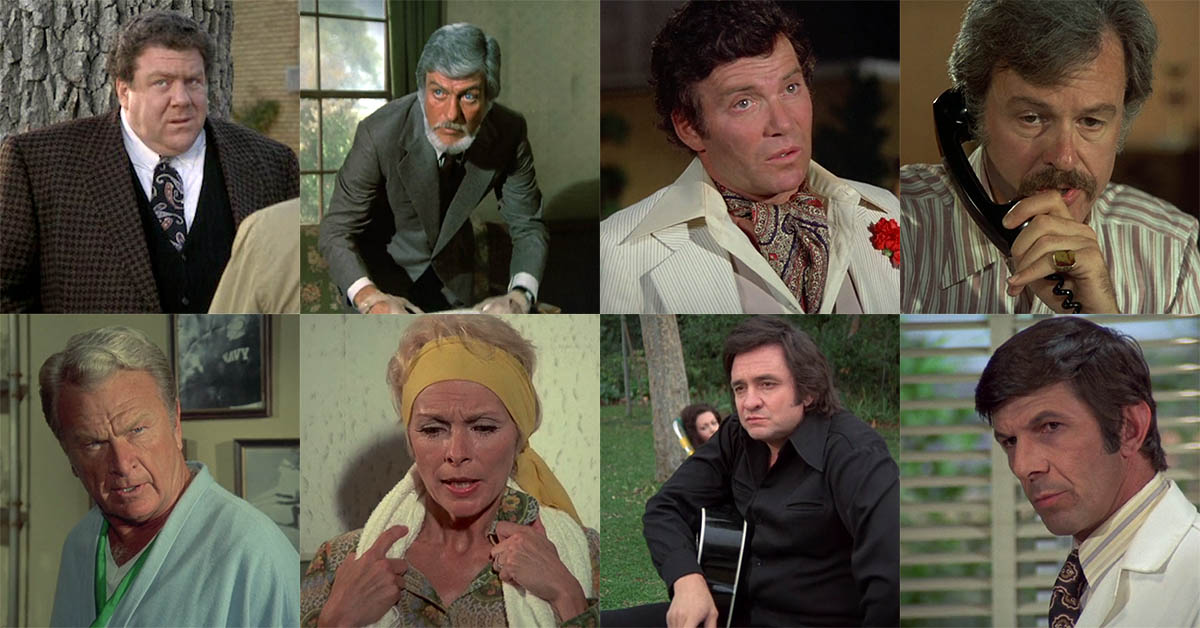9 celebrities who became unlikely killers on 'Columbo'