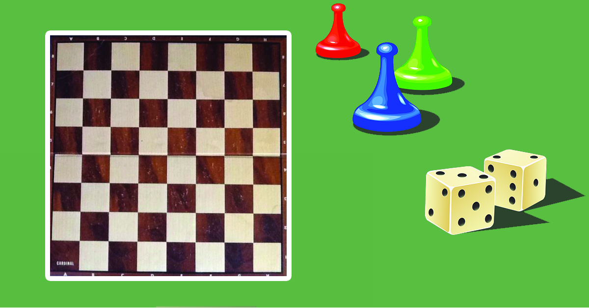 Can you guess the classic game by its board?