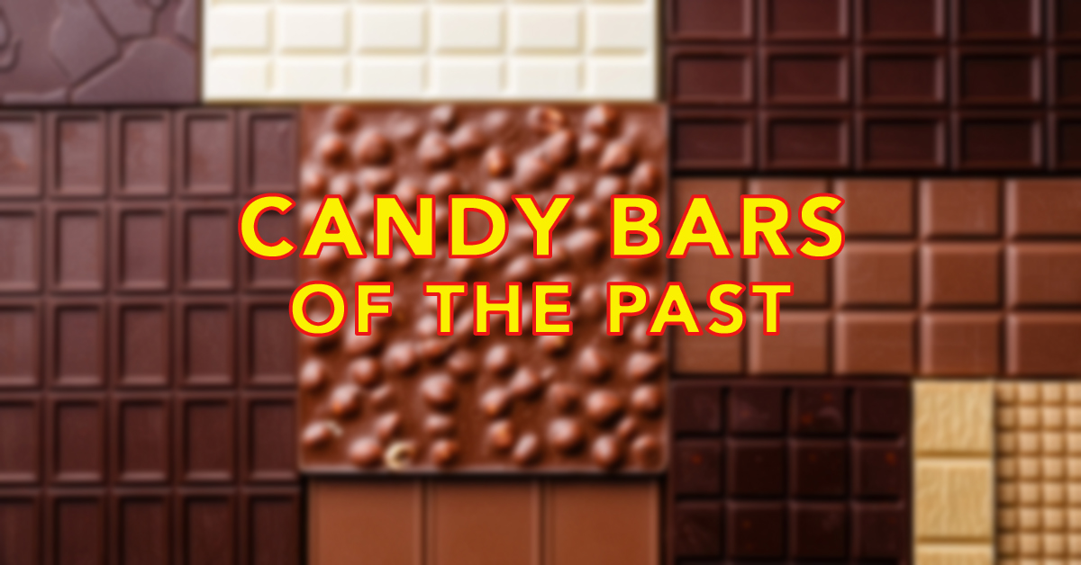 Whatchamacallit 17 bygone candy bars y...