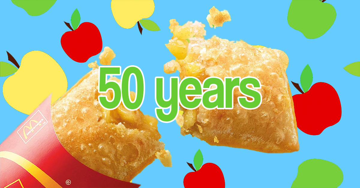 6 Finger Licking Facts About McDonalds Apple Pies