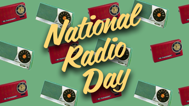Image result for national radio day