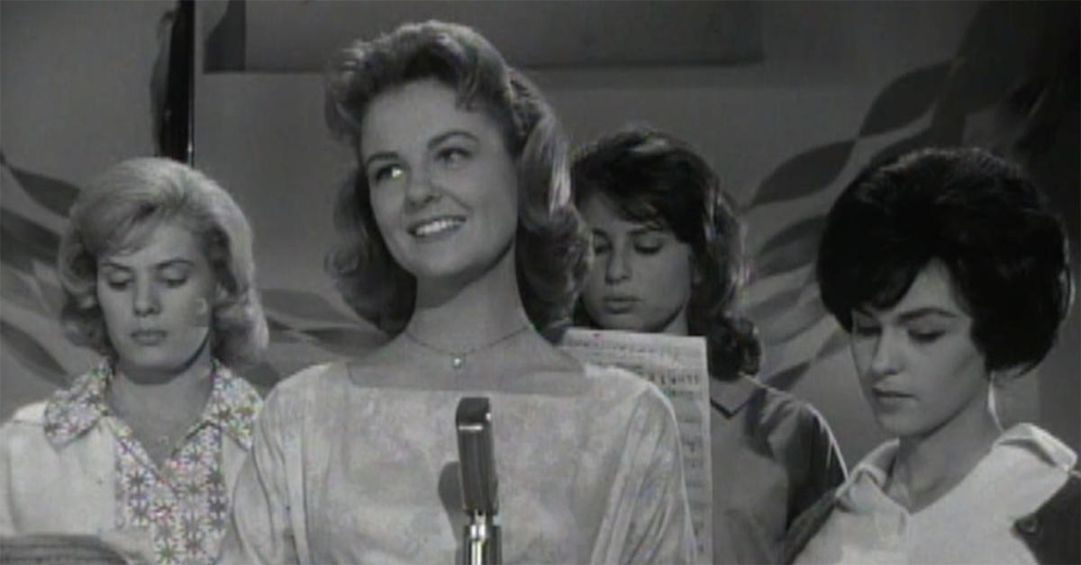 Watch The First Time We Heard Shelley Fabares Sing Johnny Angel
