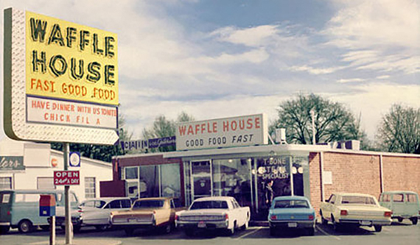 Here 39 s the original location for all our favorite fast for Waffle house classic jukebox favorites