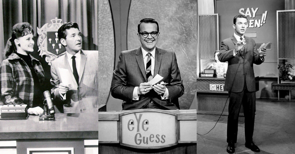 8 forgotten game shows of the 1960s