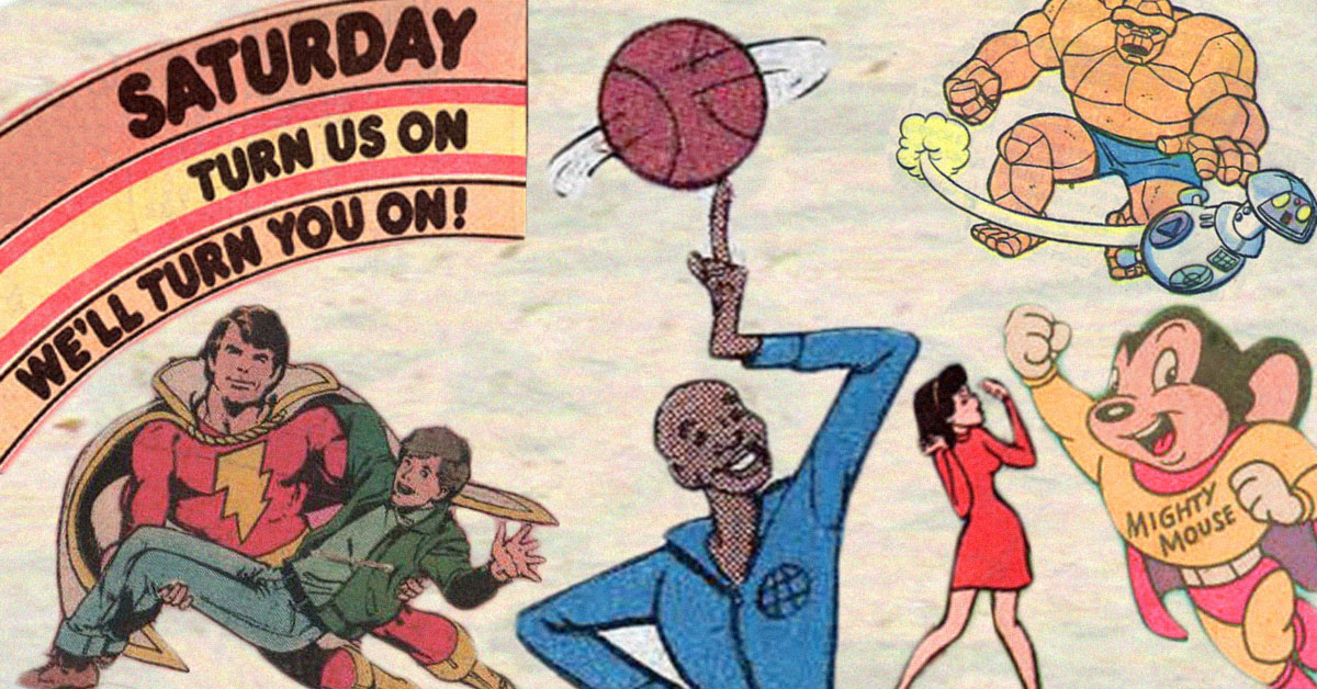 Mad Political Cartoon >> Do you remember all these 1970s Saturday morning cartoons?