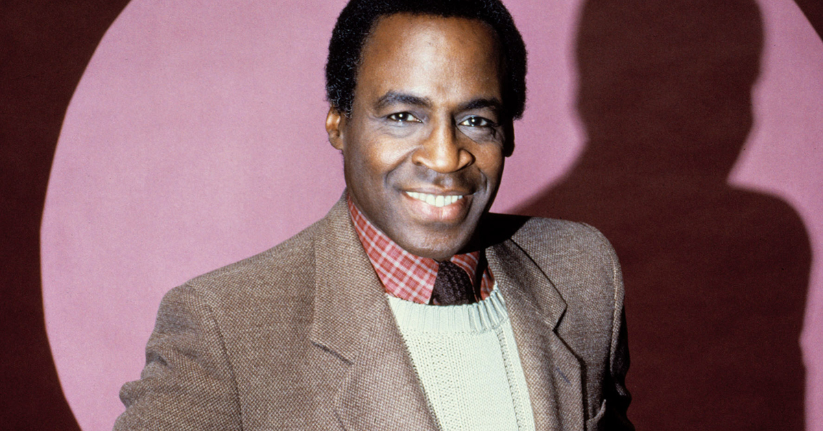 ROBERT GUILLAUME OF 'BENSON' AND 'SOAP'