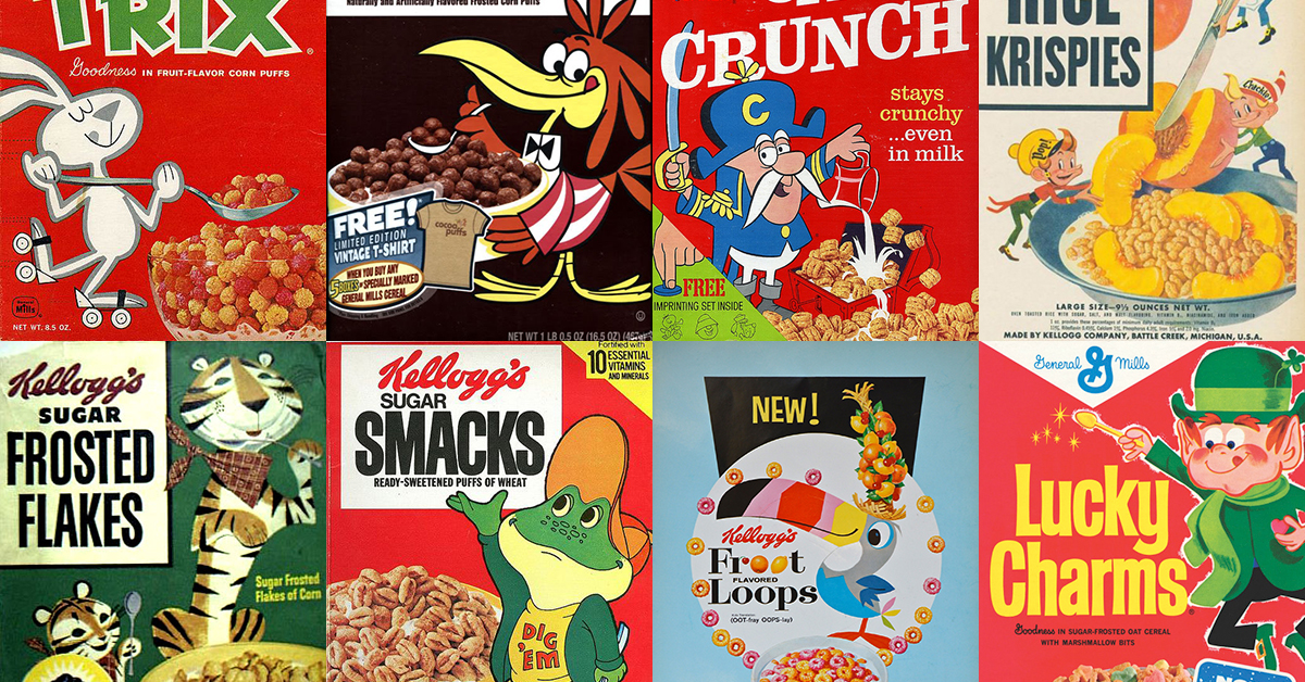 10 iconic cereal mascots that got huge transformations