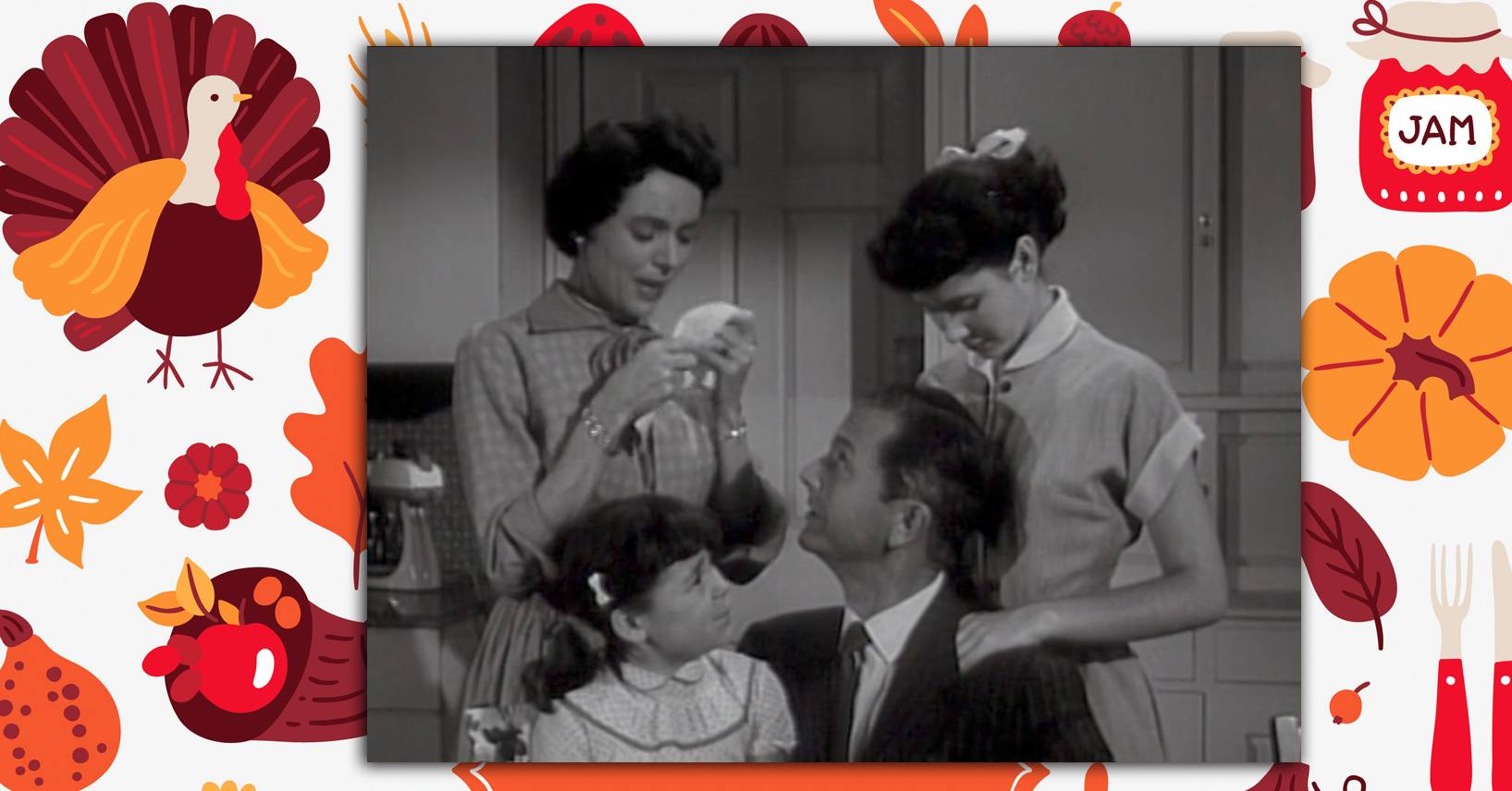 Watch: 'Father Knows Best' serves up a ''Thanksgiving Day ...