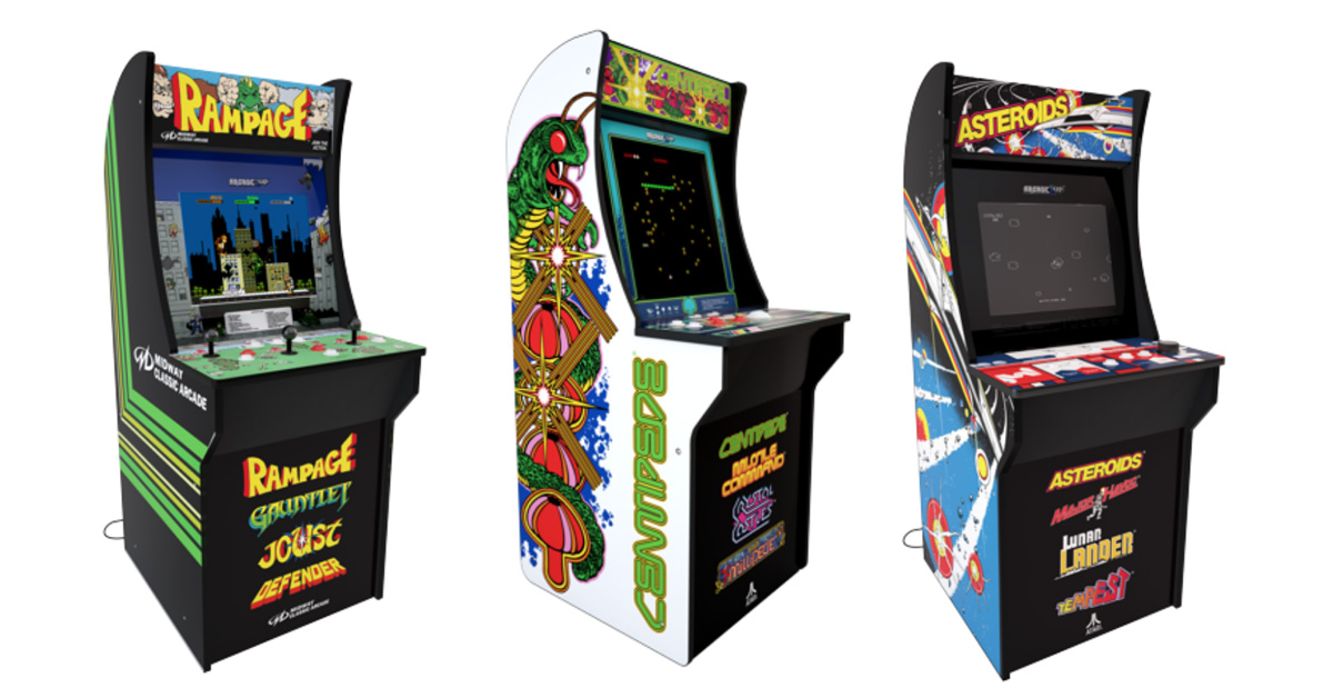 You Can Finally Own The 80s Arcade Of Your Dreams For Just 300