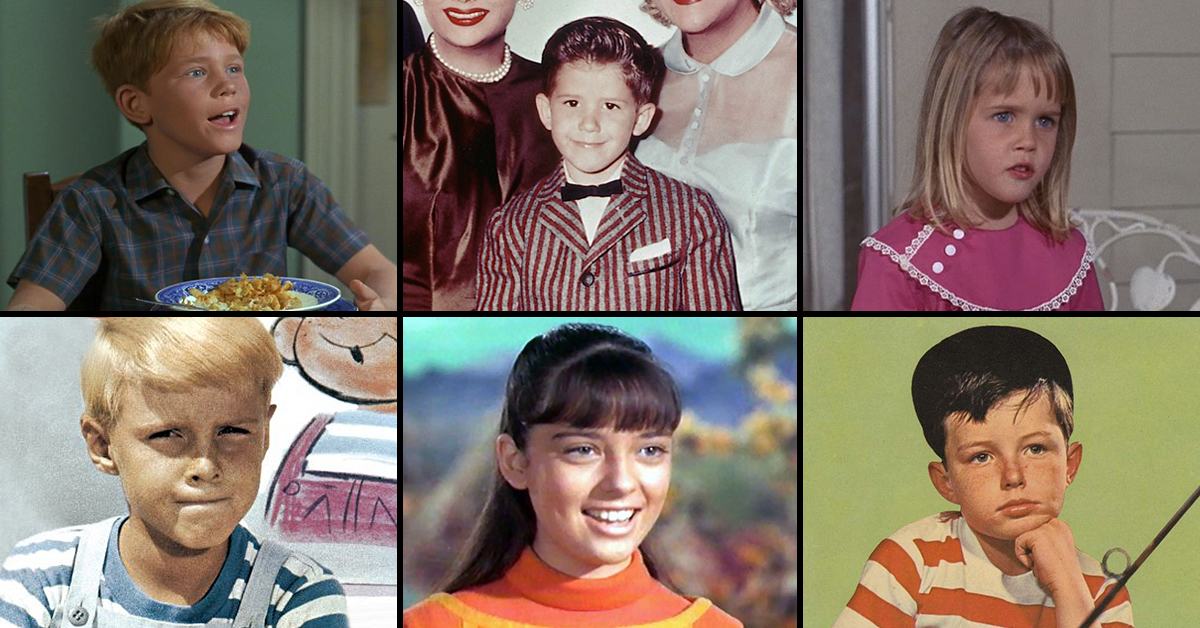 8 child stars of the 1950s and 1960s: Where are they now?