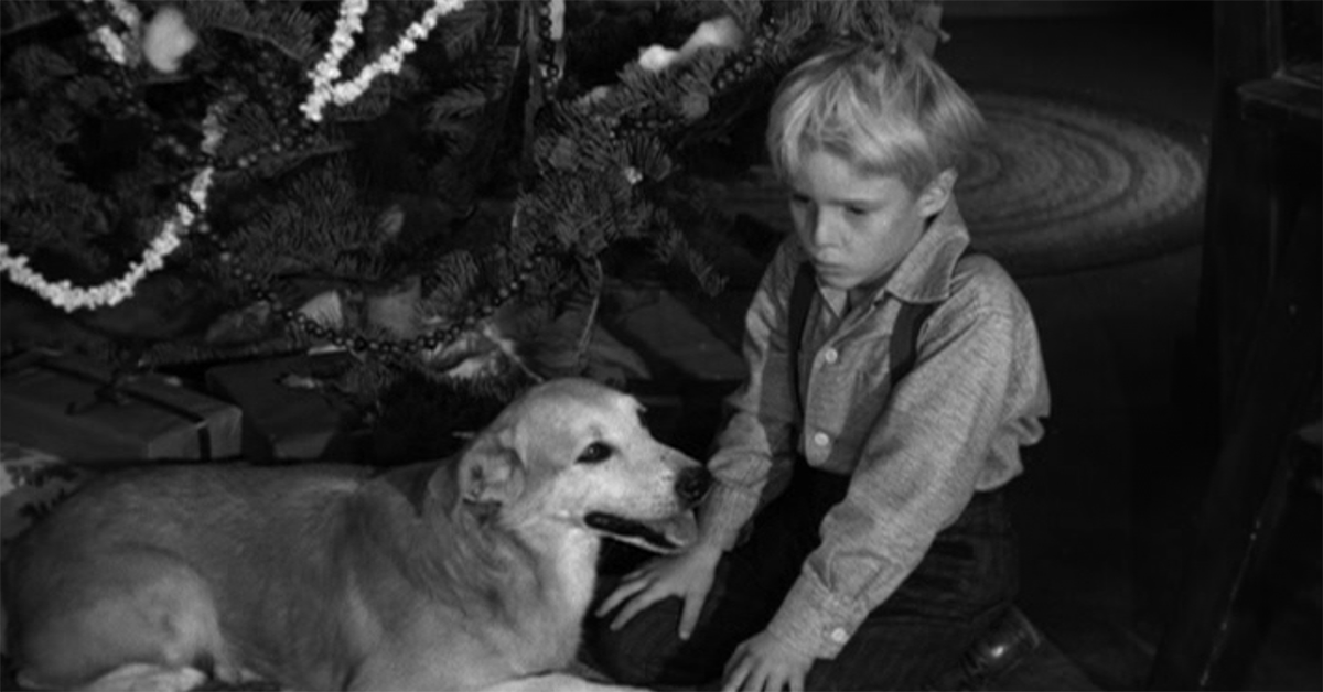 The saddest Christmas stories we ever saw were on classic TV westerns