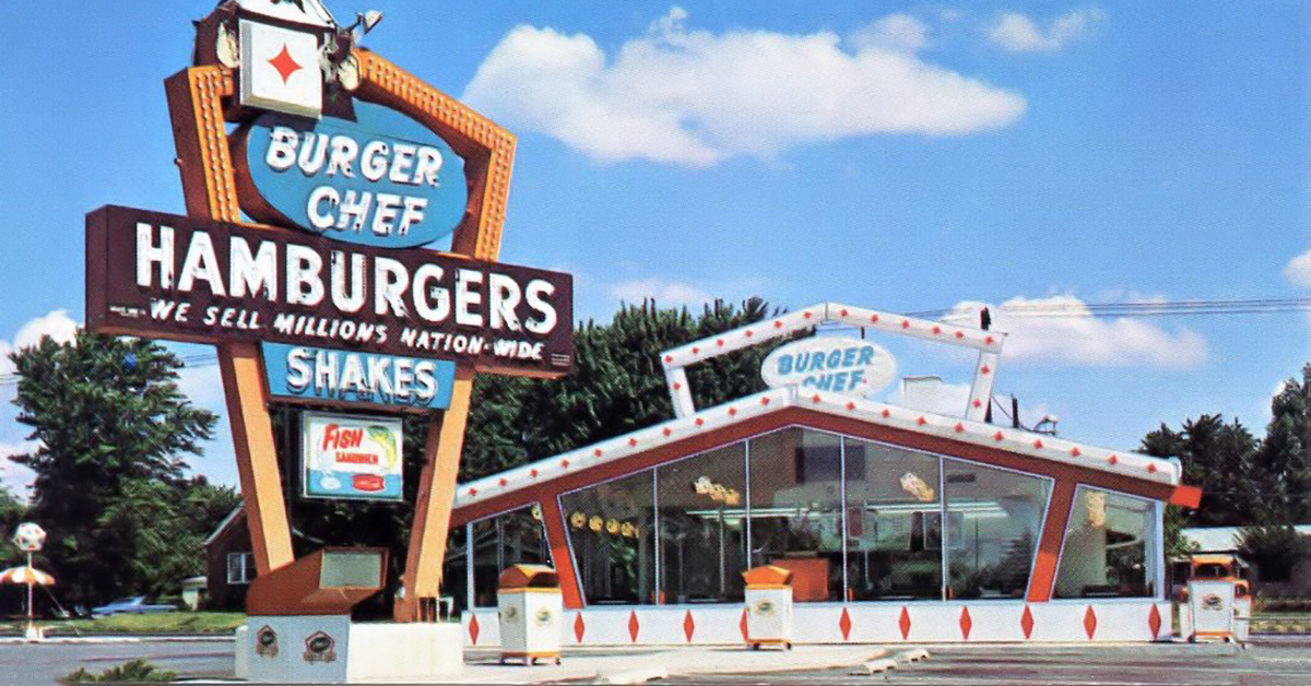 Fast Food Burger Places California