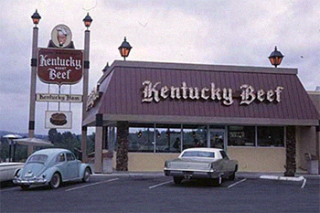 By 1970 There Were About 100 Kentucky Roast Beef Restaurants Dotted Around The Country However Arby S Like