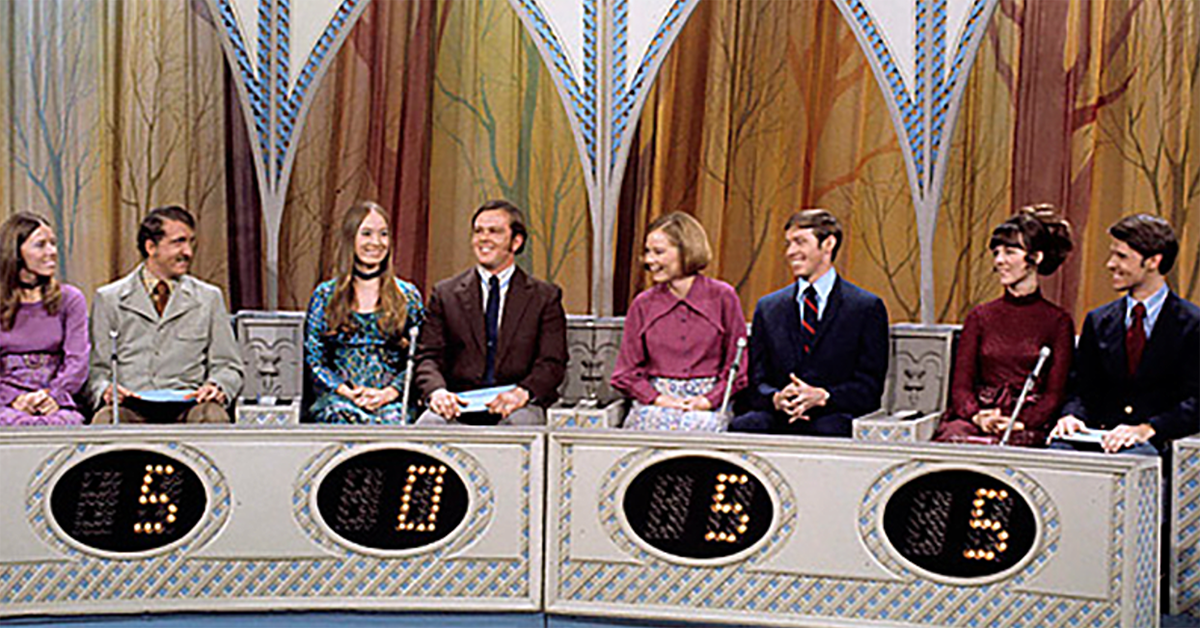 85 Best Classic TV Game Shows images | Tv show games ...