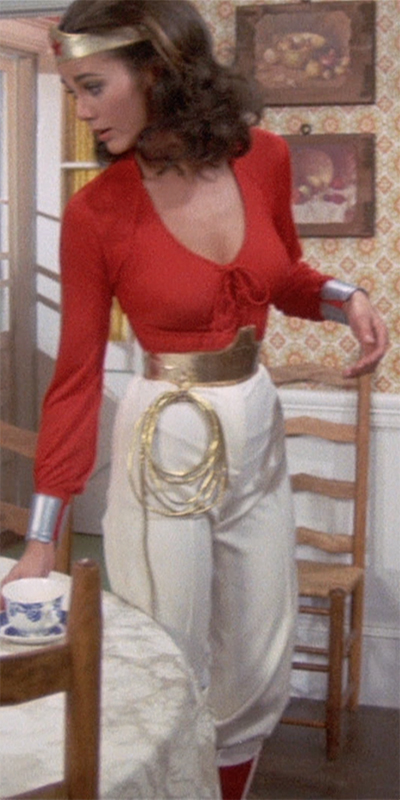 Every Lynda Carter Wonder Woman Costume Ranked In Order