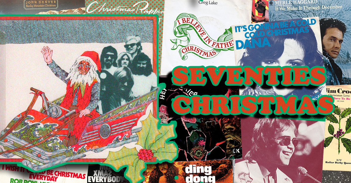 17 underrated and underplayed Christmas songs of the 1970s