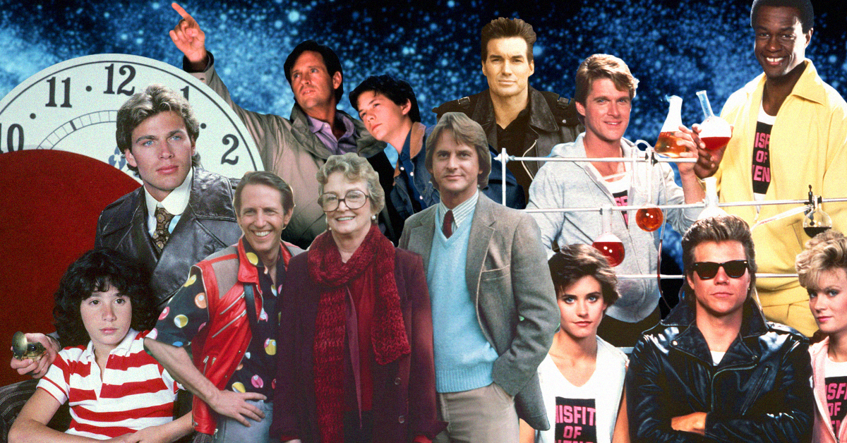 15 forgotten science-fiction TV shows of the 1980s
