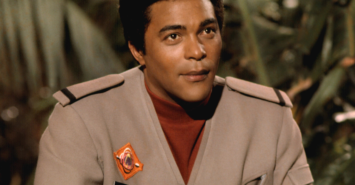 DON MARSHALL OF 'LAND OF THE GIANTS' AND 'STAR TREK'