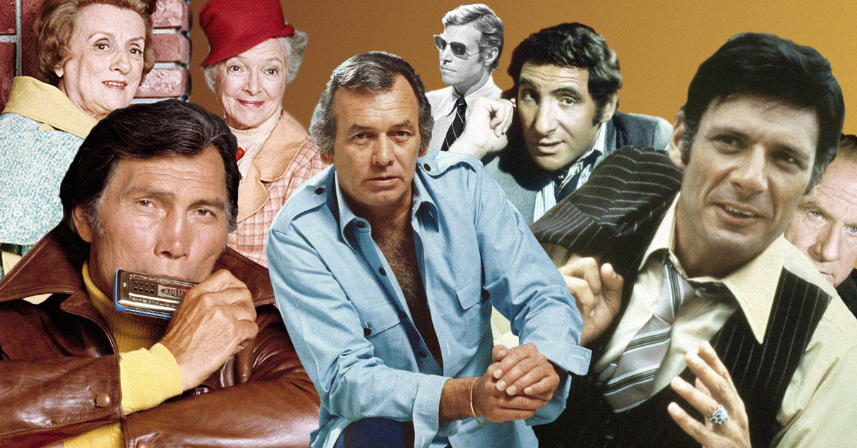 11 forgotten TV detectives and crime solvers of the 1970s
