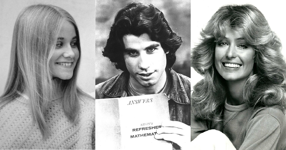 9 hair icons you definitely idolized in the 1970s