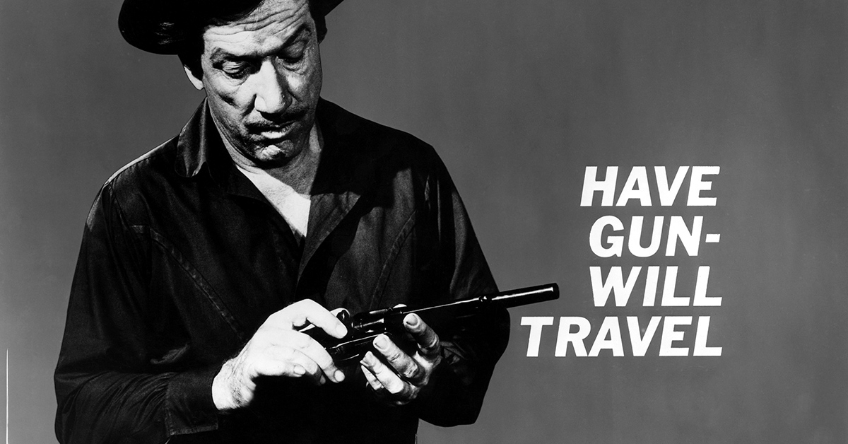 10 dandy facts about \'Have Gun - Will Travel\'