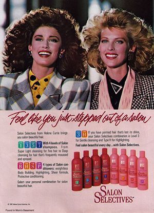 11 totally rad shampoos from the 1980s you definitely forgot about