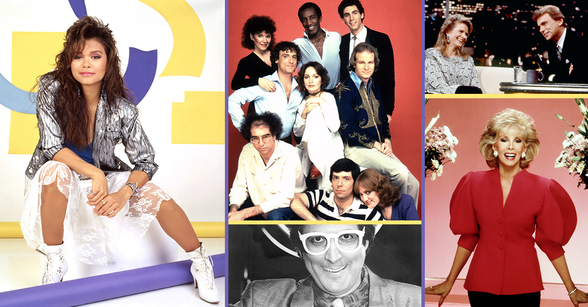 11 Fleeting Forgotten Late Night Shows Of The 1980s