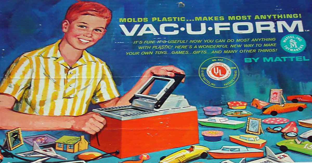 You Wont Believe How Much These 8 Dangerous Toys Of The 1960s Cost Today