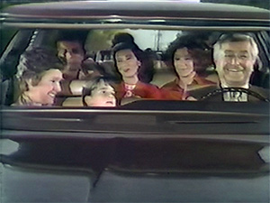 there was a reunion in 1977 - Father Knows Best Home For Christmas 1977