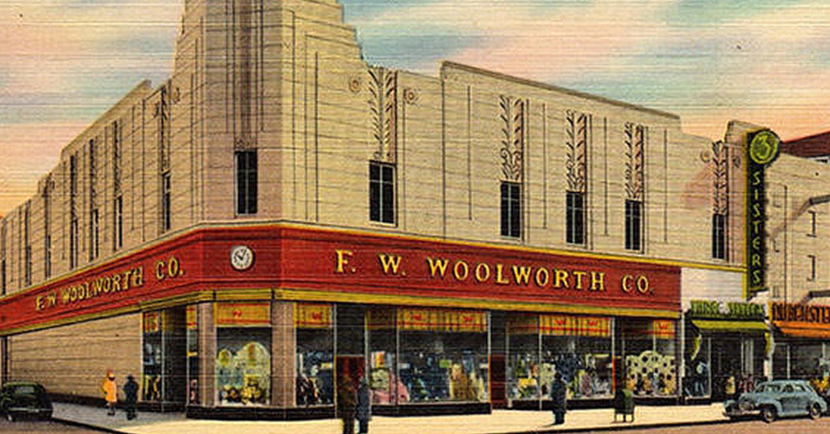 what ever happened to woolworth