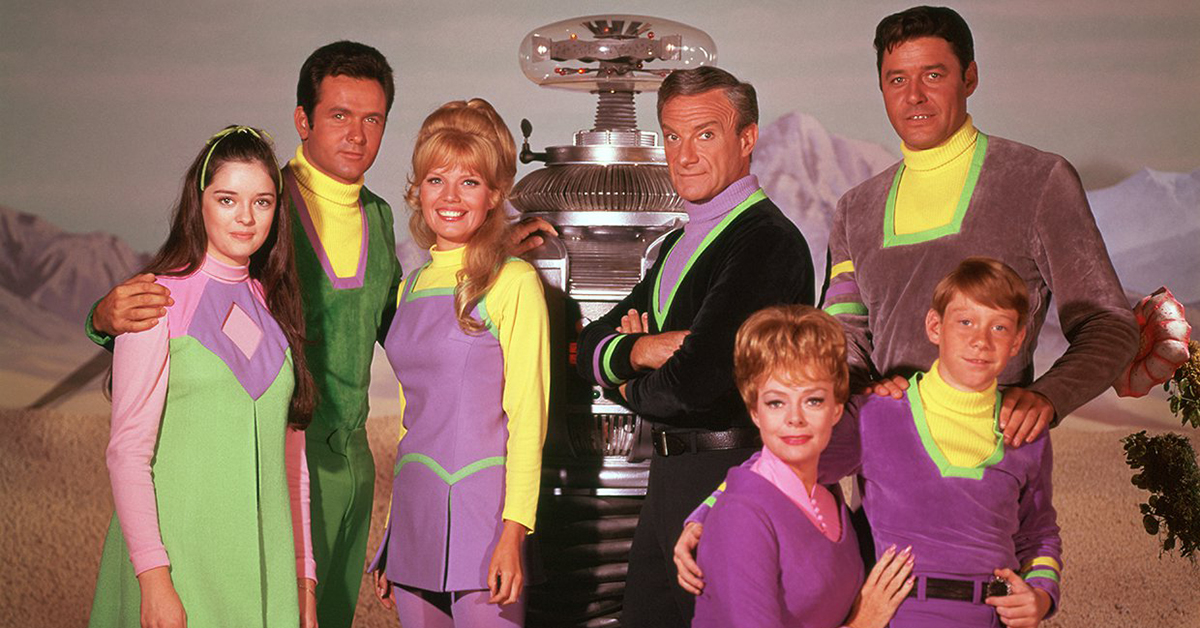 Danger Here Are 12 Far Out Facts About Lost In Space