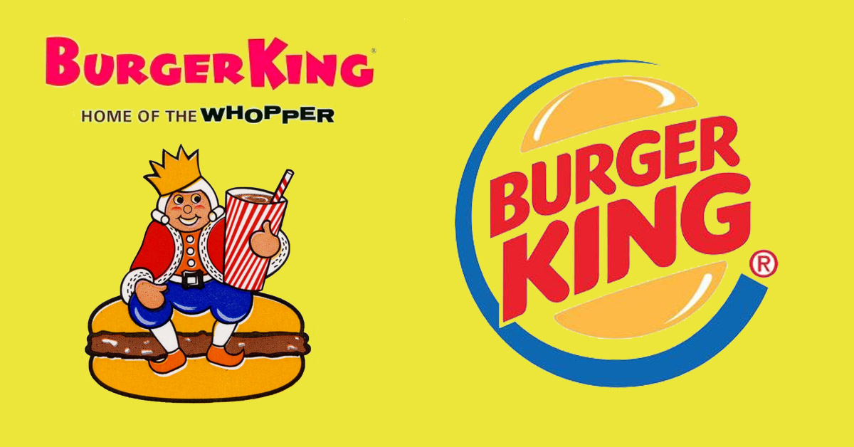 Then And Now The Evolution Of 23 Fast Food Logos
