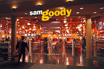 Sam Goody Was One Of The Last On This List To Survive As The Mall Chain Made It Into The New Millennium Before Filing For Bankruptcy In 2006