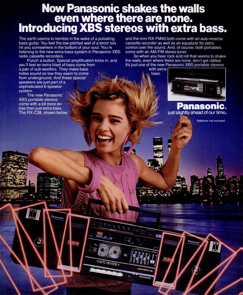 19 totally '80s ads that will zap you back to the 1980s