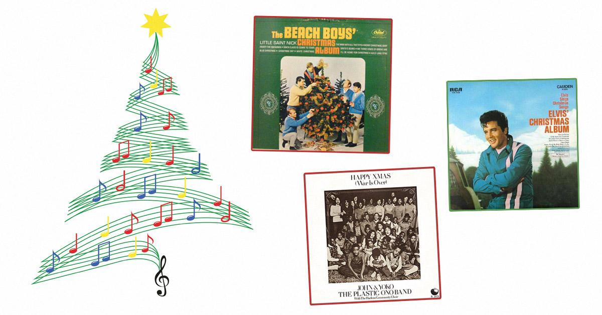 will it be elvis a beatle or the beach boys - Beach Boys Christmas Songs