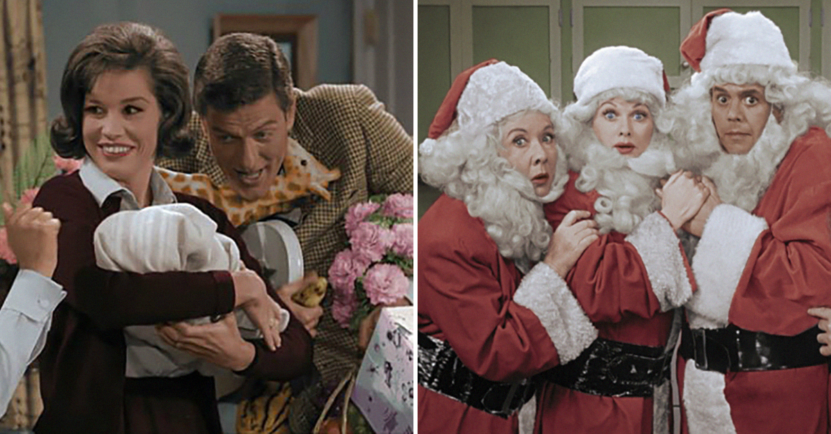 I Love Lucy' and 'The Dick Van Dyke Show' to receive more ...
