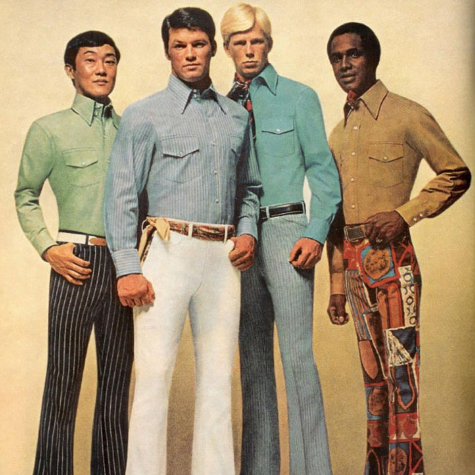 Image result for 1970 fashion