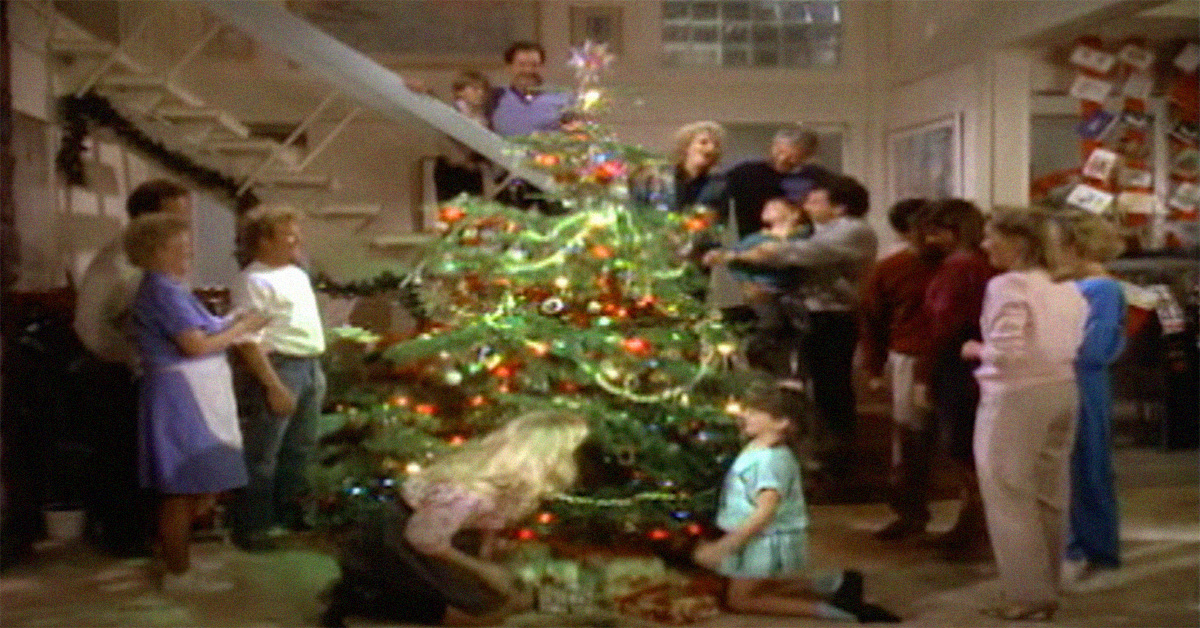 A Very Brady Christmas.10 Things You Probably Forgot About The 80s Classic A Very